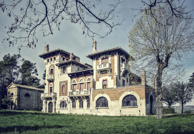 villa trocchi
